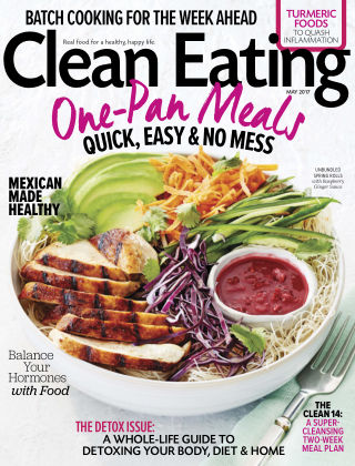 Clean Eating May 2017
