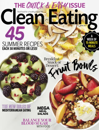 Clean Eating Jun 2017
