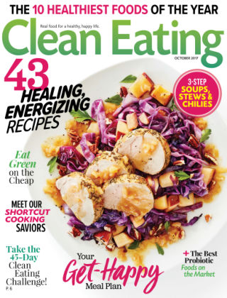 Clean Eating Oct 2017