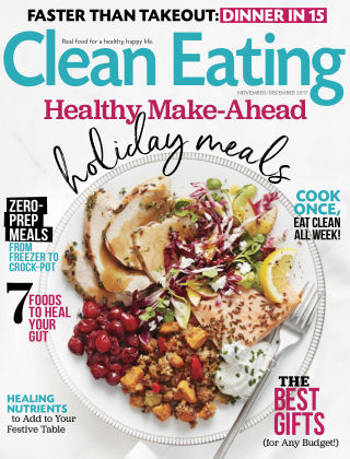 Clean Eating Nov-Dec 2017