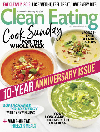Clean Eating Jan-Feb 2018