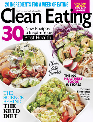Clean Eating Mar 2018