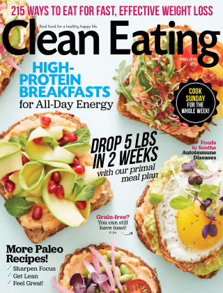 Clean Eating Apr 2018