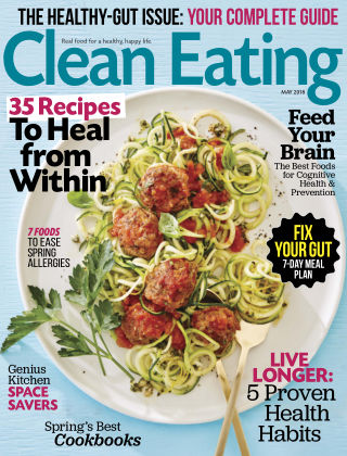 Clean Eating May 2018