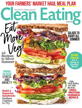 Clean Eating Jun 2018