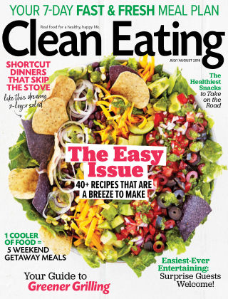 Clean Eating Jul-Aug 2018