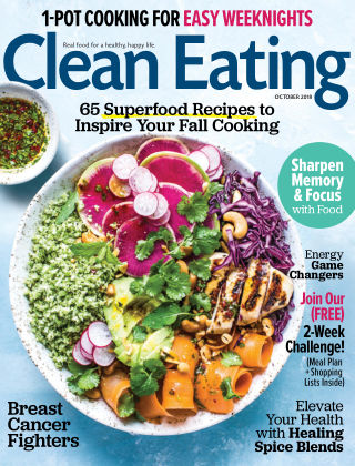 Clean Eating Oct 2018