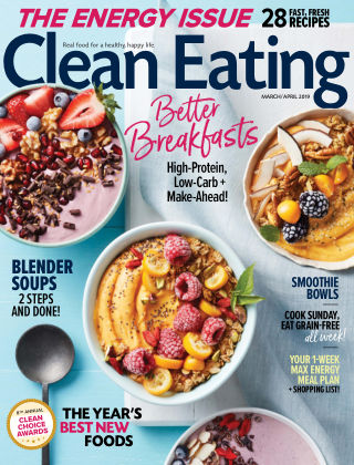 Clean Eating Mar-Apr 2019