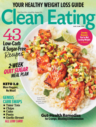 Clean Eating May-Jun 2019