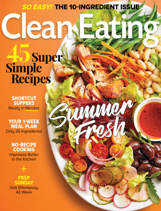 Clean Eating Jul-Aug 2019