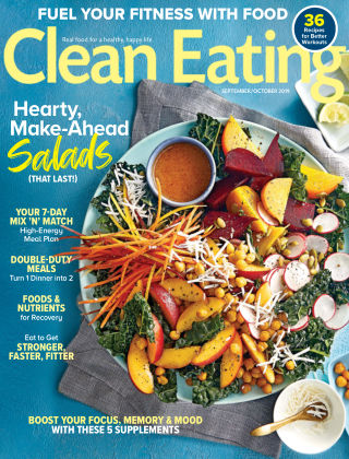 Clean Eating Sep-Oct 2019