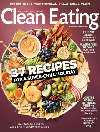 Clean Eating Nov-Dec 2019