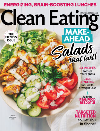 Clean Eating Sept Oct 2020