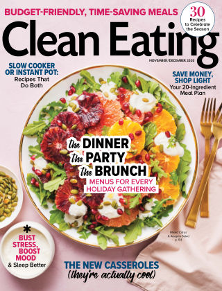 Clean Eating Nov Dec 2020