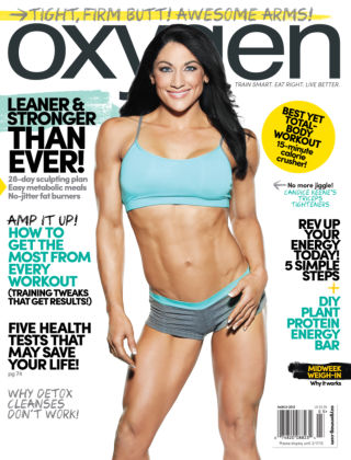 Oxygen March 2015