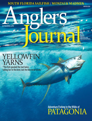 Anglers Journal Winter 2019
