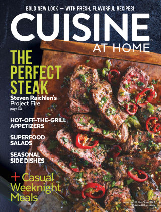 Cuisine at Home May-Jun 2018