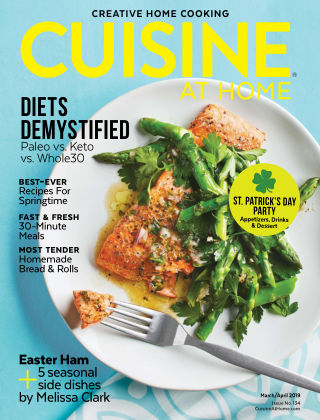 Cuisine at Home Mar-Apr 2019