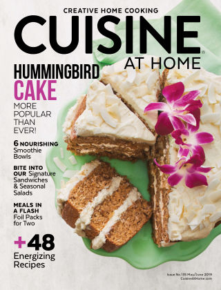 Cuisine at Home May-Jun 2019