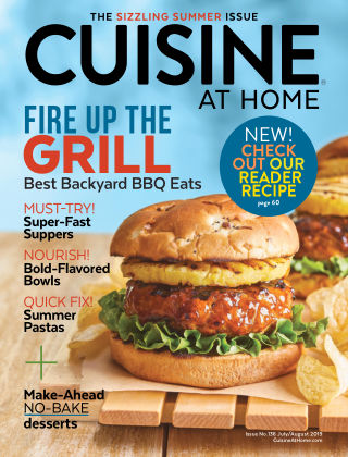 Cuisine at Home Jul-Aug 2019