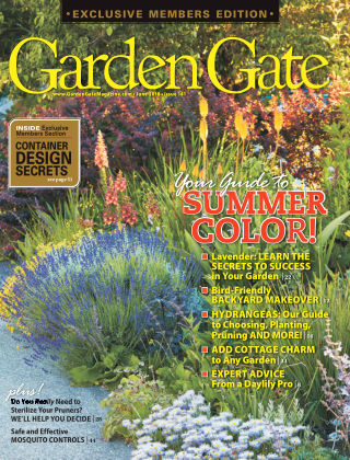 Garden Gate May-Jun 2018