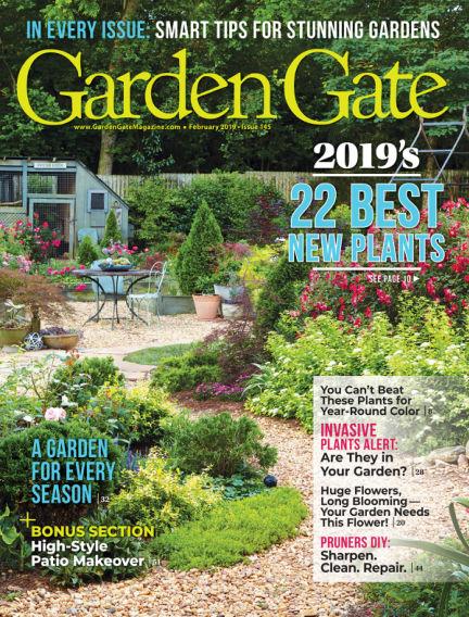 Garden Gate December 04, 2018 00:00
