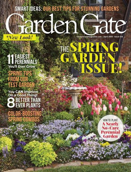 Garden Gate February 05, 2019 00:00
