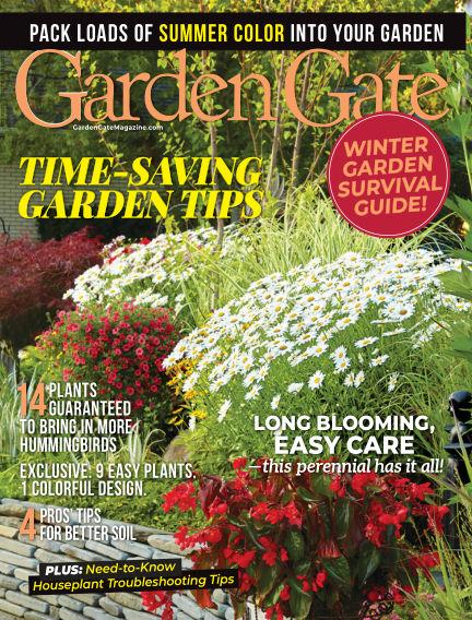 Garden Gate October 08, 2019 00:00
