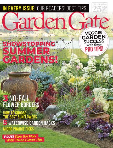 Garden Gate June 02, 2020 00:00