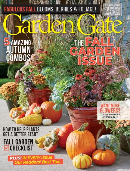 Garden Gate August 04, 2020 00:00
