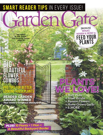 Garden Gate October 06, 2020 00:00