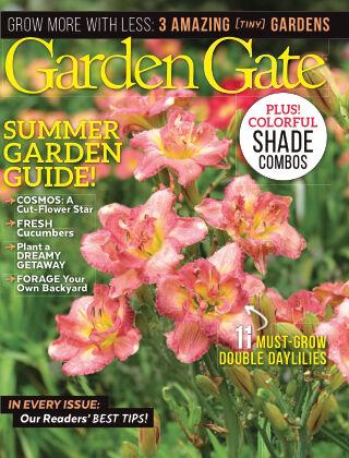 Garden Gate July August 2021