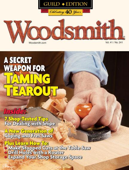 Woodsmith January 08, 2019 00:00
