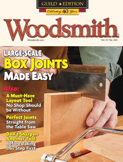 Woodsmith May 07, 2019 00:00