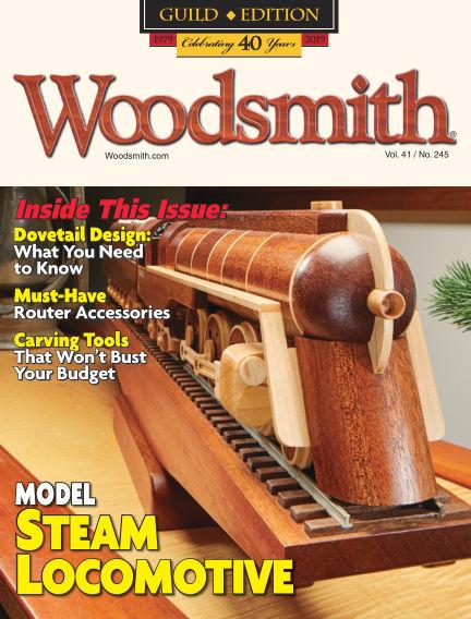 Woodsmith September 03, 2019 00:00