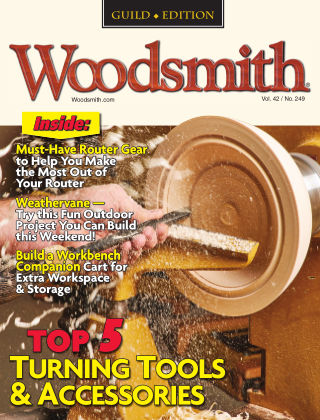 Woodsmith June 2020