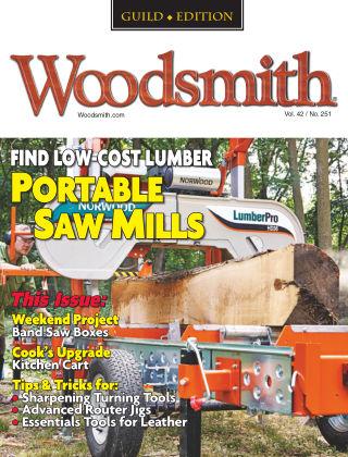 Woodsmith October November