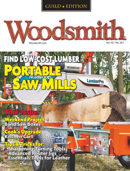 Woodsmith September 01, 2020 00:00