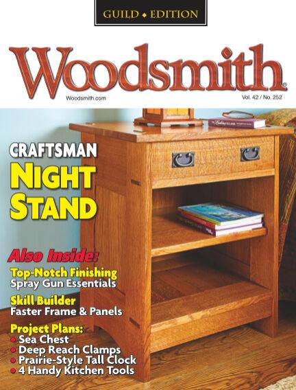 Woodsmith November 03, 2020 00:00