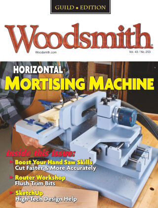 Woodsmith February March