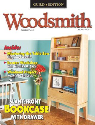 Woodsmith April May