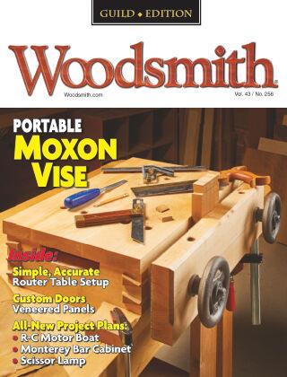 Woodsmith August September