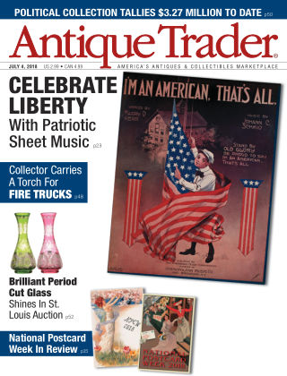Antique Trader Jul 4 2018