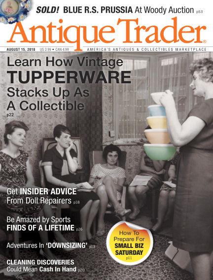 Antique Trader August 10, 2018 00:00