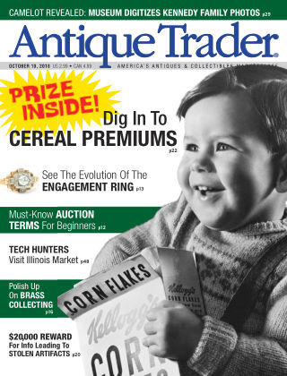 Antique Trader Oct 10 2018