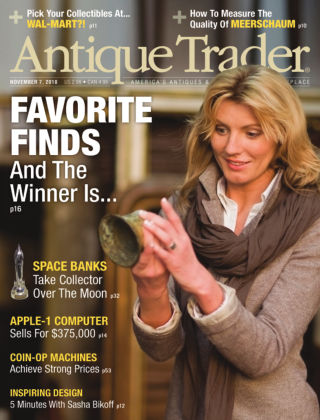 Antique Trader Nov 7 2018
