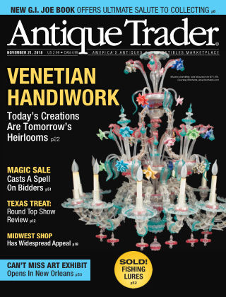 Antique Trader Nov 21 2018