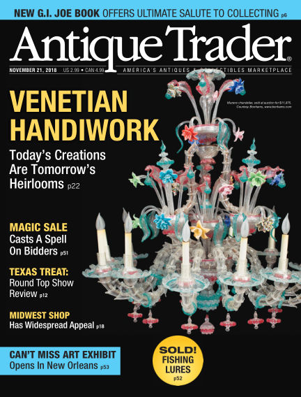 Antique Trader November 16, 2018 00:00