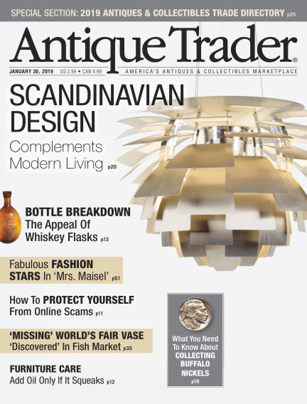Antique Trader January 22, 2019 00:00