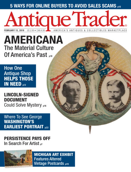 Antique Trader February 05, 2019 00:00